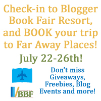 Let the [Cool Giveaways, Events, and More] Blogger Book Fair Begin!